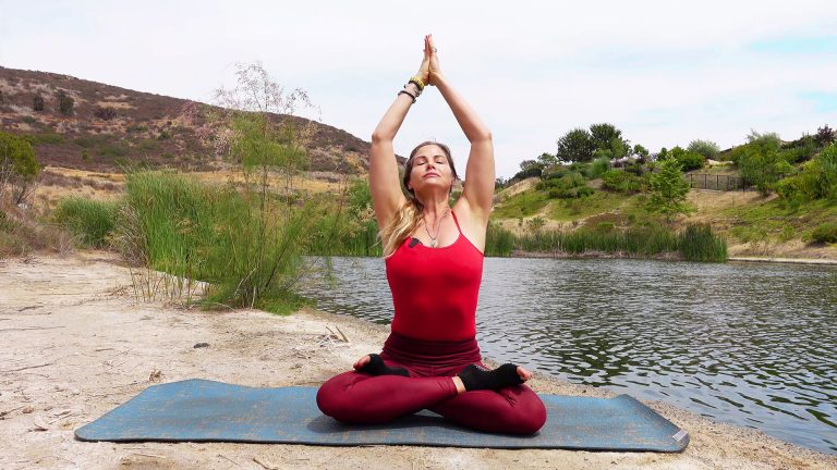 Breathing Exercise for Anxiety, Gentle Yoga