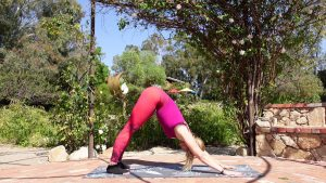 Yoga for Weight Loss, 10 Minute Power Yoga Video