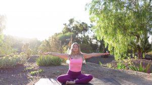 Machel Shull, YogaSkip Park Yoga